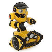Мини Роборовер WowWee (Mini Roborover) (8406) <br>Внешне мини робот Мини Roborover - является точной копией большого робота Roborover компании WowWee, но отличается функциональными возможностями.<br><br>Основные возможности:<br>- При включении - движение вперёд<br>- Подвижные голова и руки<br>- светодиодные глаза<br>- мини Roborover может вращатся вокруг себя<br><br>Оригинальный и стильный дизайн этого робота приведет любого мальчишку в восторг.<br>