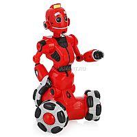 Mini Tri-Bot - очаровательный электронный компаньон для вашего малыша, являющийся аналогом большого интерактивного робота от WowWee. Мини-робот оснащен трехколесной базой, обеспечивающей маневренность и плавность движений в любом направлении, умеет перемещаться по ровной поверхности и двигать конечностями, во время работы его глаза светятся. Игрушка функционирует от обычных батареек типоразмера «ААА» и практически в любой момент готова к эксплуатации.