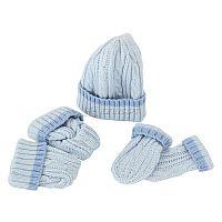 Подарочный набор от Luvable Friends включает в себя основные предметы гардероба новорожденного. Комплект выполнен в ярком жизнерадостном дизайне и поставляется в красивой подарочной упаковке.