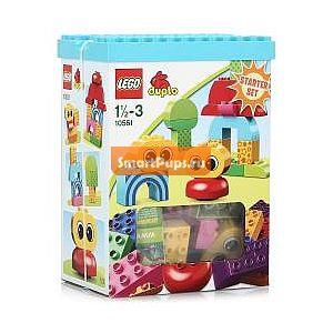Lego Конструктор LEGO Duplo Набор для самых маленьких