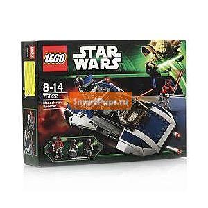 Lego Конструктор LEGO Star Wars Мандалорианский спидер